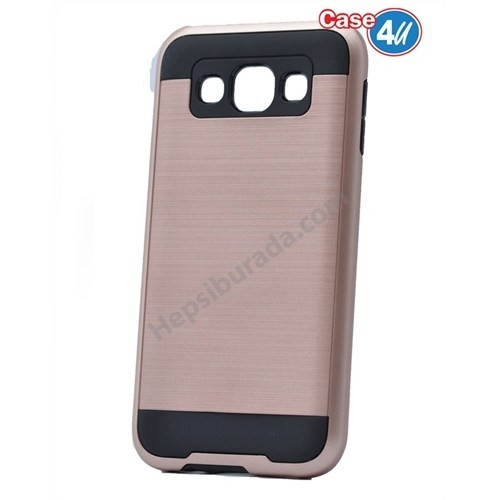 Case 4U Samsung Galaxy J2 Korumalı Kapak Rose Gold