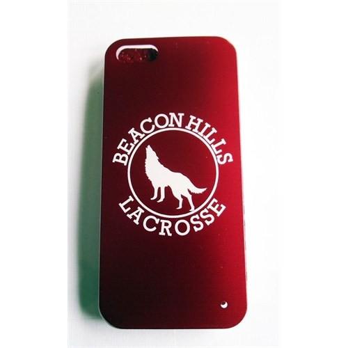 Köstebek Teen Wolf - Beacon Hills Lacrosse İphone 6 Telefon Kılıfı