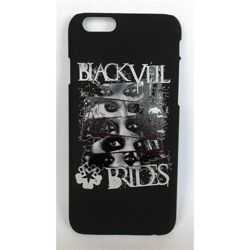 Köstebek Black Veil Brides Faces İphone 6 Telefon Kılıfı