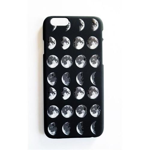 Köstebek Moon Phases İphone 6 Telefon Kılıfı