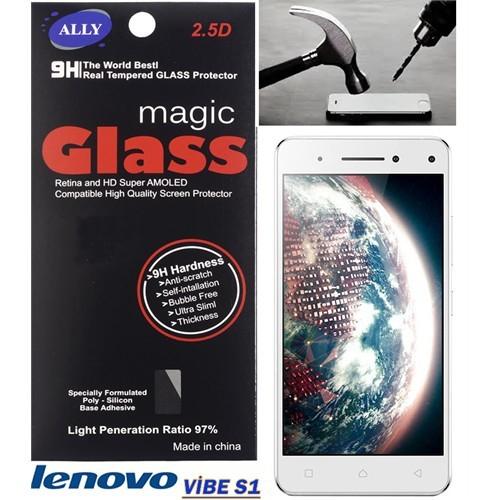 Ally Lenovo Vibe S1 Tempered Ekran Koruyucu