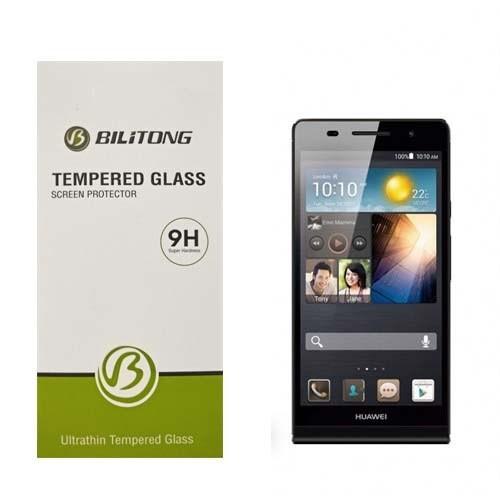 Bilitong Huawei Ascend P6 Ekran Koruyucu Temperli Cam