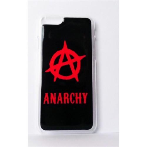 Köstebek Anarchy İphone 6 Telefon Kılıfı