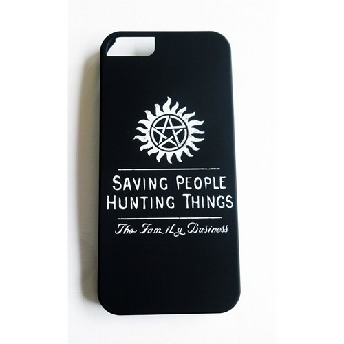 Köstebek Supernatural - The Family Business İphone 6 Telefon Kılıfı