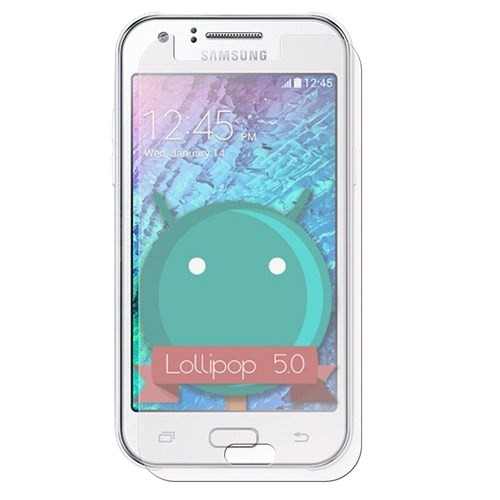 Microsonic Samsung Galaxy J7 Ultra Şeffaf Ekran Koruyucu Film