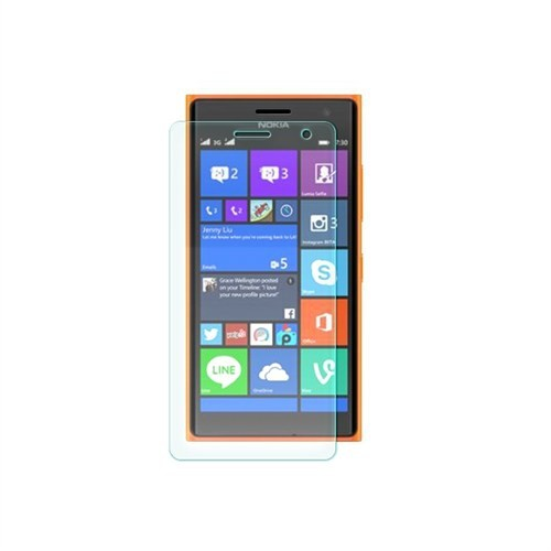 Cep Market Microsoft Lumia 730 Ekran Koruyucu - Tempered Glass