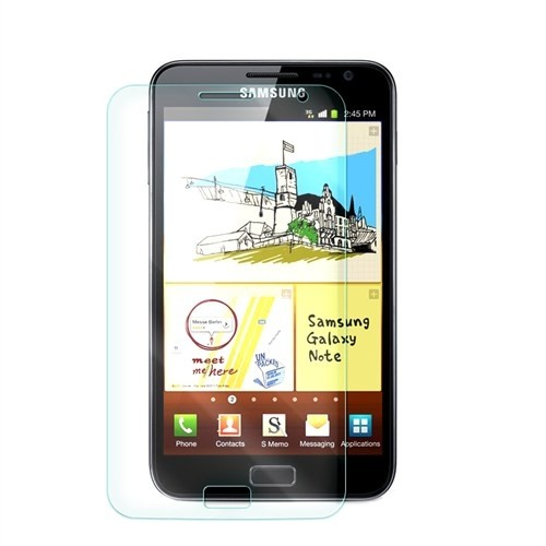Cep Market Samsung Galaxy Note 1 Ekran Koruyucu - Tempered Glass