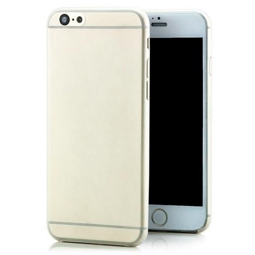Microsonic Ultra Thin 0.2Mm İphone 6 Plus (5.5'') Kılıf Beyaz