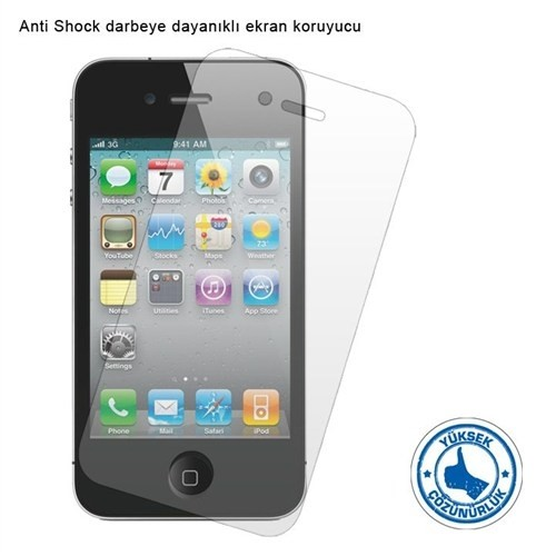 Vacca Apple İphone 5 Anti Shock Ekran Filmi