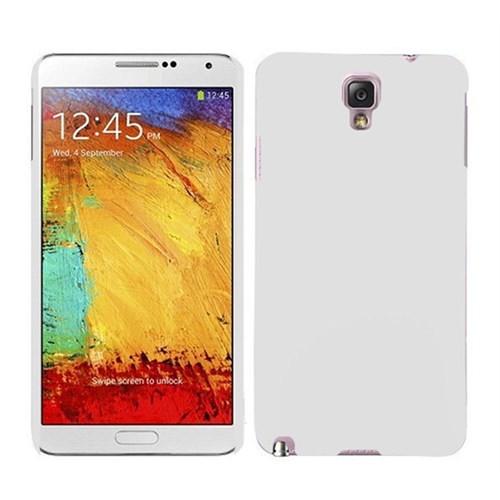 Microsonic Premium Slim Kılıf Samsung Galaxy Note 3 Neo Beyaz