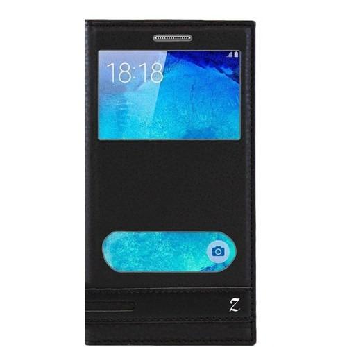 Kılıfshop Samsung Galaxy S7 Pencereli Kapaklı Magnum Kılıf