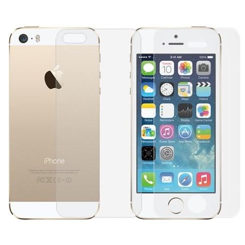 Bufalo Apple iPhone 5|5S Ön Arka Cam Ekran Koruyucu