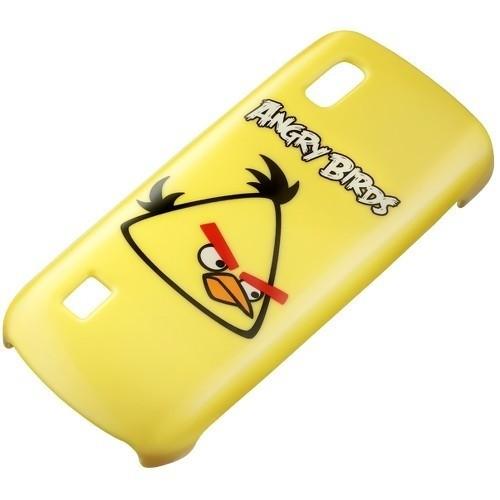 Nokıa Cc-3035 Yellow 300 Angry Birds Hard Cover