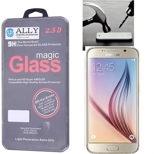 Ally Samsung Galaxy S6 G920 Ekran Koruyucu