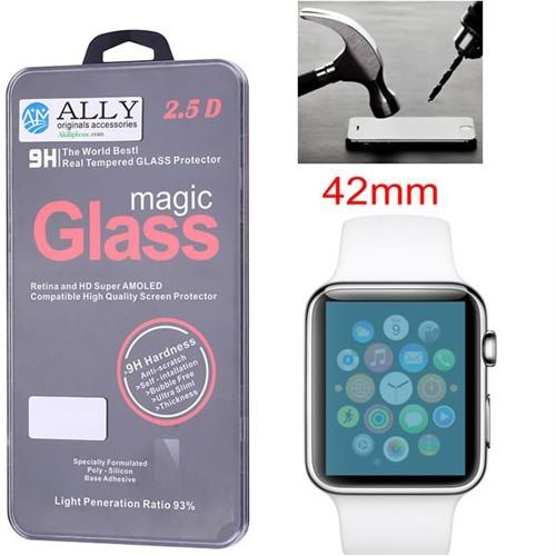 Ally Apple Watch 42Mm Tempered Ekran Koruyucu