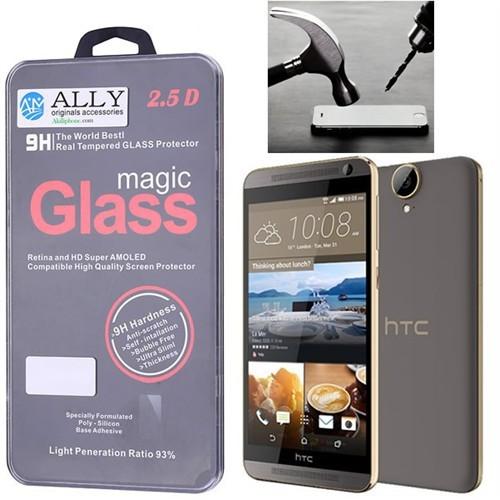 Ally Htc E9 Glass Tempered Ekran Koruyucu