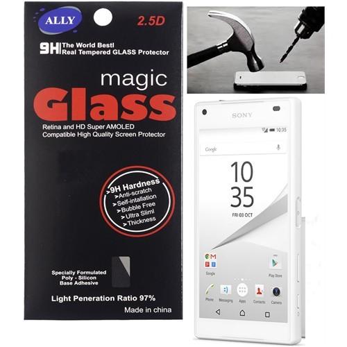 Ally Sony Xperia Z5 Mini Compact Ekran Koruyucu
