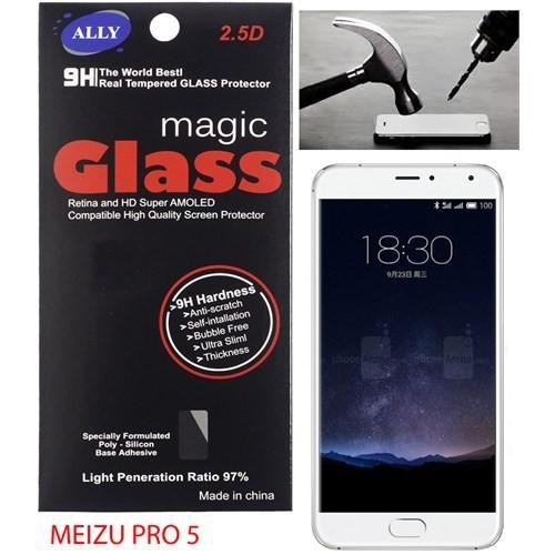 Ally Meizu Pro 5 Tempered Ekran Koruyucu
