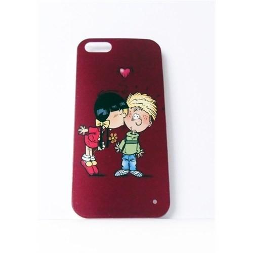 Köstebek Cedric & Chen Kiss İphone 5 Telefon Kılıfı