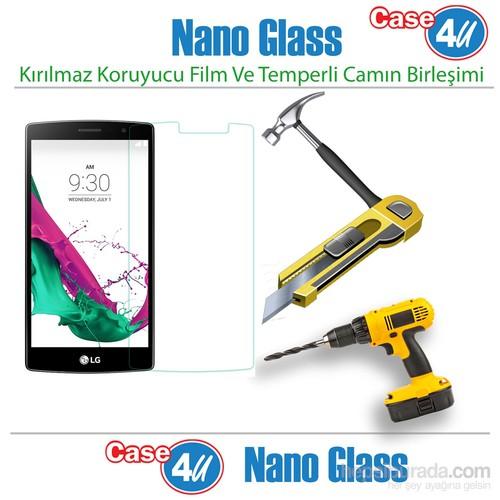 Case 4U Lg G4 Beat Nano Glass Ekran Koruyucu