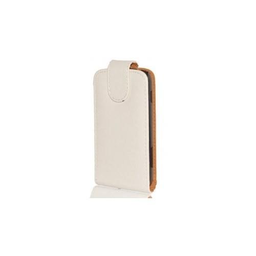 Ally Sony Xperia X10 Beyaz Kapaklı Kılıf