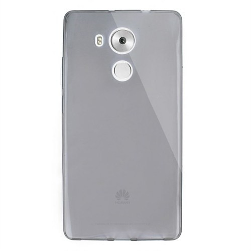 Cep Market Huawei Ascend Mate 8 Kılıf 0.2Mm Antrasit Silikon