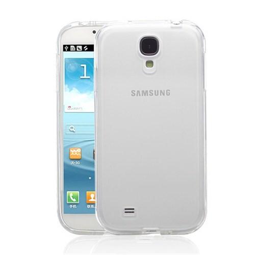Microsonic Samsung Galaxy S4 Clear Soft Şeffaf Kılıf