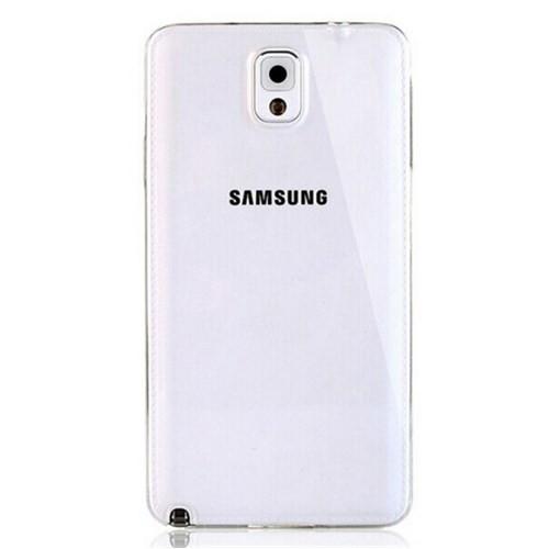 Coverzone Samsung Galaxy Note 4 Kılıf Silikon .3Mm