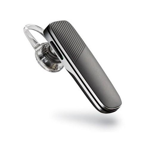 Plantronics Explorer 500 Gri Bluetooth Kulaklık Çift Telefon/Müzik Desteği + Araç Şarjı
