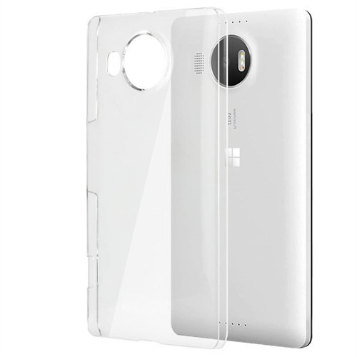 Microsonic Microsoft Lumia 950 Xl Kılıf Kristal Şeffaf