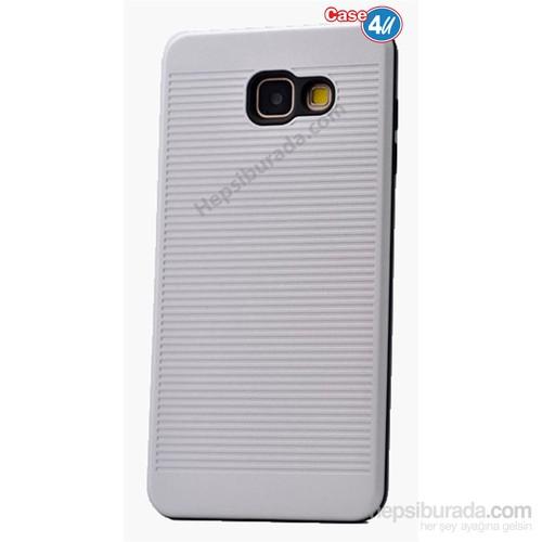 Case 4U Samsung A310 Galaxy A3 You Koruyucu Kapak Gri