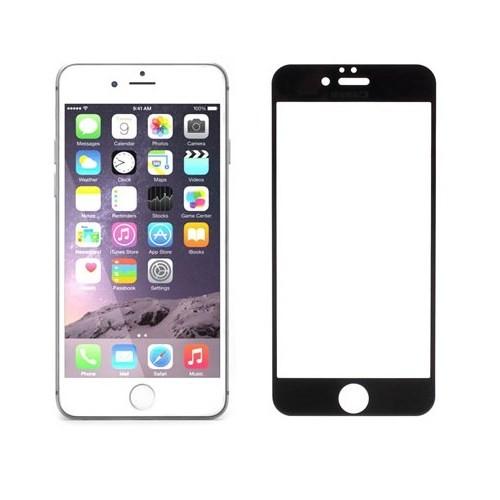 "Addison Ip-752 Tempered Glass 0.3Mm Siyah İphone 6 Plus 5.5"" Cam Ekran Koruyucu"
