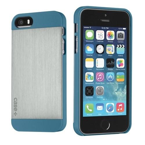 Logitech Apple iPhone 5/5S/SE Mavi Kılıf - 989-000129