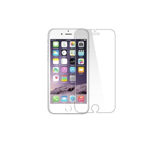 "Okmore Apple İphone 6 / 6S Plus (5.5"") Temperli Ekran 2İn1 0.33 2.5D"
