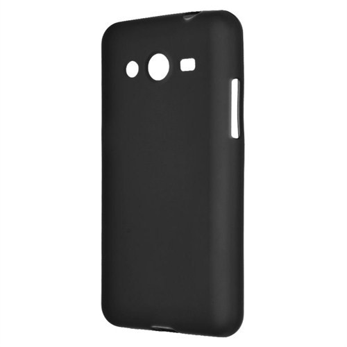 Case 4U Samsung Galaxy Core Prime G360 Soft Silikon Kılıf Siyah