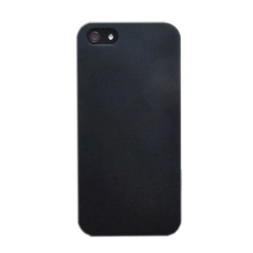 Duck Apple iPhone 5 Sandy Black - Siyah Kapak