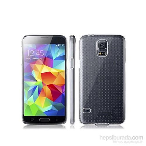 Case 4U Samsung Galaxy S5 Mini Şeffaf Kılıf