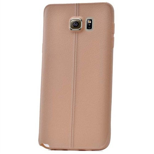 Cep Market Samsung Galaxy Note 5 Kılıf Deri Silikon