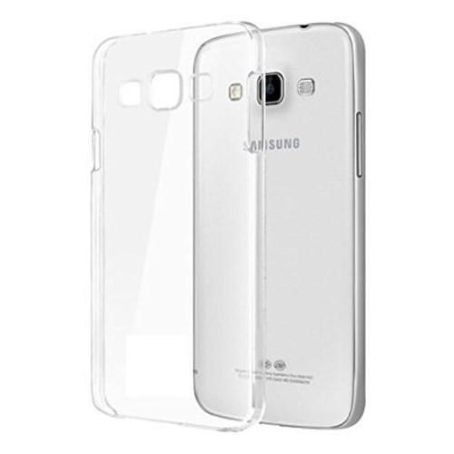 Lopard Samsung Galaxy Core 2 Kılıf 0.2Mm Şeffaf Silikon Arka Kapak