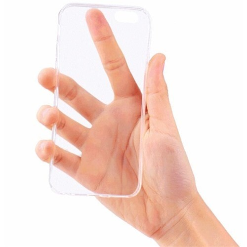 Lopard Samsung Galaxy A3 Kılıf 0.2Mm Şeffaf Silikon Arka Kapak
