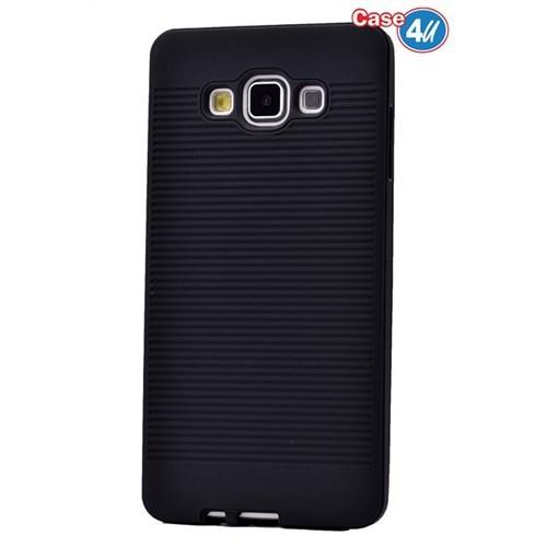 Case 4U Samsung Galaxy A5 You Korumalı Kapak Siyah