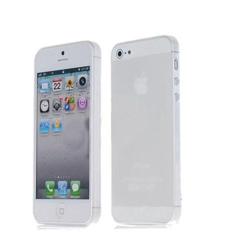 Case 4U iPhone 5/5s 0,3 mm Ultra İnce Kılıf -Şeffaf