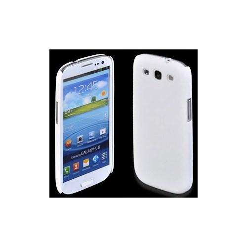 Microsonic Rubber Kılıf Samsung Galaxy Grand İ9082 Beyaz
