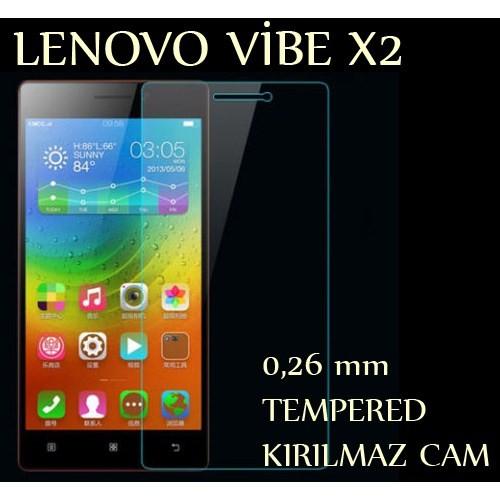 Markacase Lenovo Vıbe X2 Tempered Ekran Koruyucu