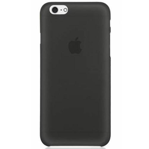 Cep Market Apple İphone 6 Plus Kılıf 0.2Mm Antrasit Silikon