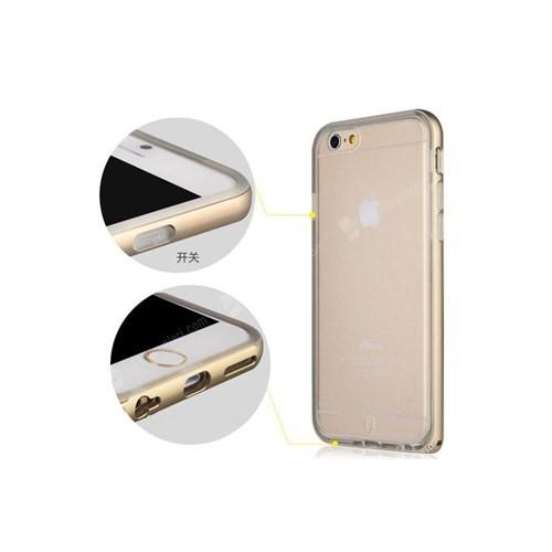 Inovaxis Apple iPhone 6/6S İnce Ve Koruyucu Kapak-Kılıf-Altın