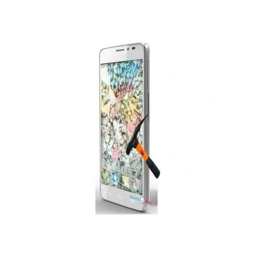 Lopard General Mobile Discovery 2 Temperli Cam Ekran Koruyucu