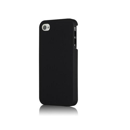 Microsonic Premium Slim İphone 4S Kılıf Siyah