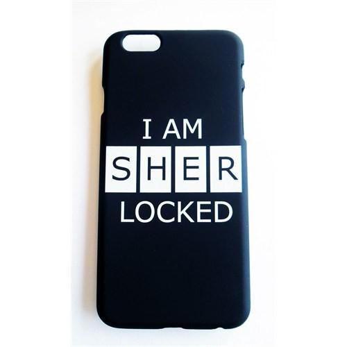 Köstebek I Am Sher Locked İphone 5 Telefon Kılıfı