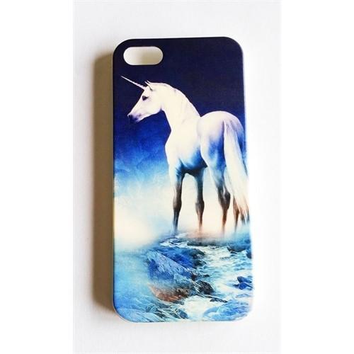 Köstebek Reality Unicorn İphone 5 Telefon Kılıfı